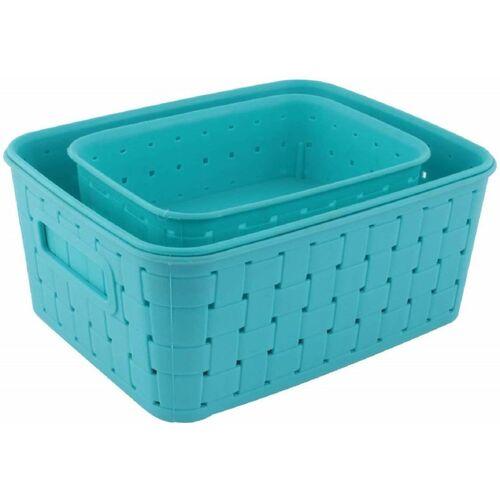 RADHE ECOM Storage Basket(Pack of 3)