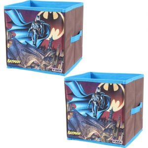 Batman Pretty Krafts Toy Organizers(Blue)