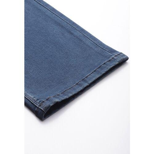 Pepe Jeans Men Blue Artur Vapour Slim Fit Mid-Rise Clean Look Stretchable Jeans