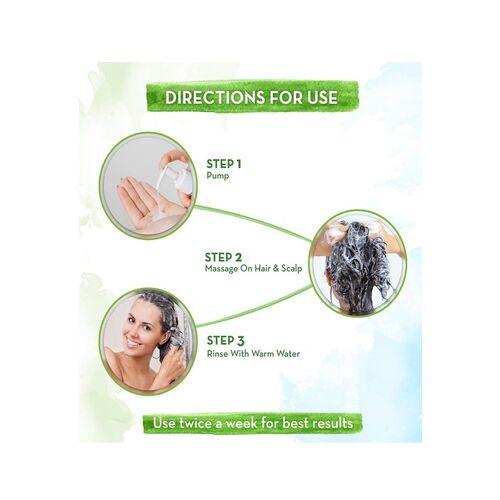 Mamaearth Onion Hair Fall Shampoo for Hair Growth & Hair Fall Control with Onion Oil & Plant Keratin 250ml