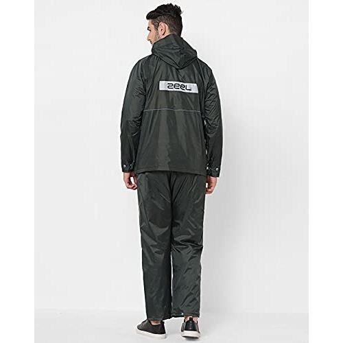 Zeel Rainwear Set JS201_Grey_XXL