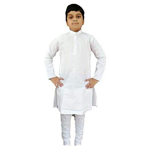 Kashvi Boys cotton Kurta pyjama (1 Kurta, 1 Pyjama)