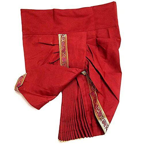 jivo Baby Boy's Silk Cotton Blend Dhoti Kurta Pyjama Dress (Multicolour, 6-12 Months)