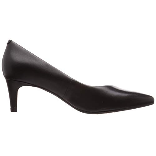 Clarks Women's Laina55 Court Leather Formal Shoes