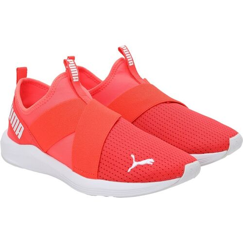 PUMA Training & Gym Shoes For Women(Red)