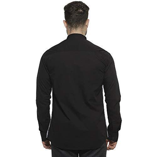 Campus Sutra Men's Regular Fit Casual Shirt