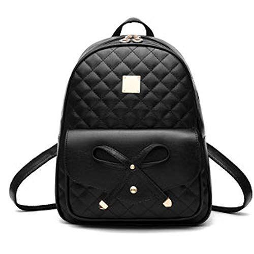 Alice Fashion Shoulder Bag Rucksack PU Leather Women Girls Ladies Backpack Travel bag Women Backpack Purse PU Leather Rucksack Purse Ladies Casual Shoulder Bag for Women