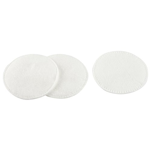 Prima Donna Cotton Pads for Face Make Removal 100 Soft Round Pads - Pack of 10