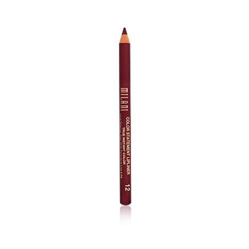 Milani Color Statement Lip Liner, Bordeaux, 0.04 Ounce