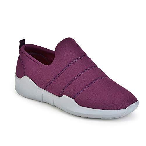 Liberty Women's LPW-101ME Black Casual Shoes