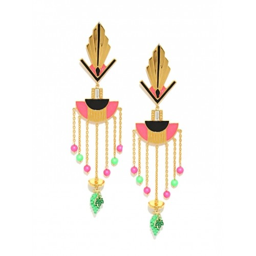 s and stud yellow amrapali summer topaz special womens earrings gold shopping shop women lemon