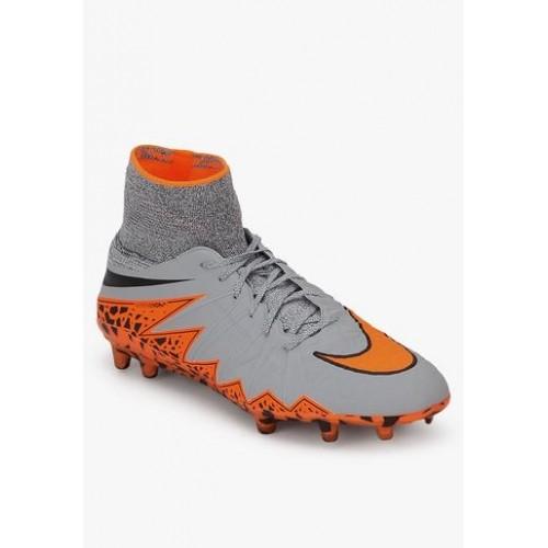 4645674af cheapest nike hypervenom phantom ii fg grey football shoes 8a73e 01207