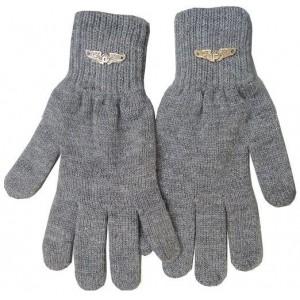 Gray Woolen Gloves