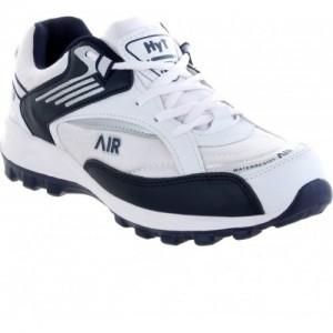 Hytech Men's Air White Black Running Shoes