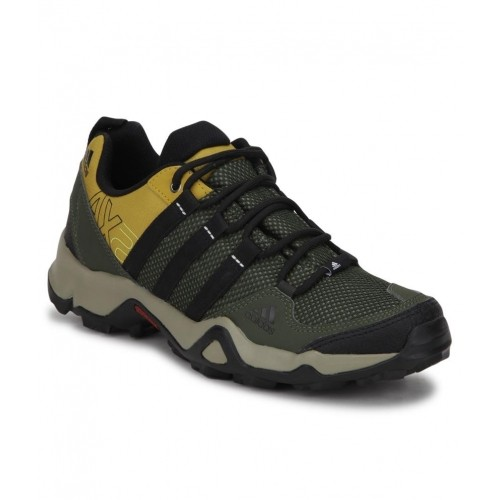 f4b6a2fa98ad Buy Adidas Olive Wildlife Camping Sports Shoes online