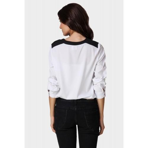 Texco White Formal Shirt