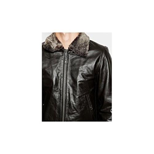 Chalk Factory Customised Mens Genuine Leather Jacket