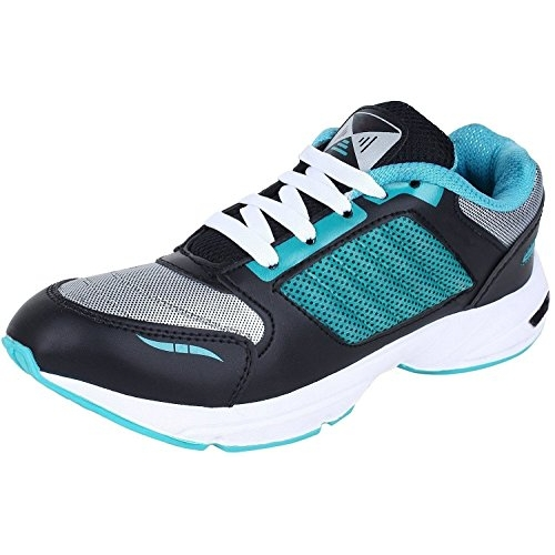 Chevit Solid Leather Men's Running Shoes