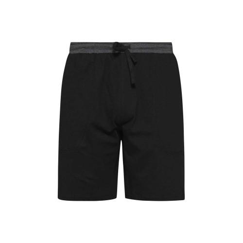 Bodybasics by Westside Black Solid Shorts