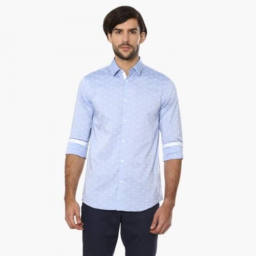 Jones in Shirt Looksgud Buy Placket amp; Printed French Jack Online Swf6xR