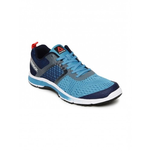 51489549f1f Buy Reebok Blue Ride One Running Shoes For Men online ...