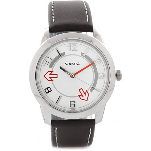 Sonata NH7924SL03C Sport Casual Analog Watch For Men