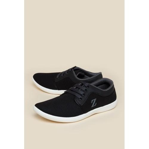Buy Zudio Black Sneakers For Men online