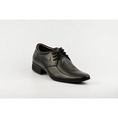 a426fac4e5 Buy Lee Cooper Black Lace Up Formal Shoes For Men online ...