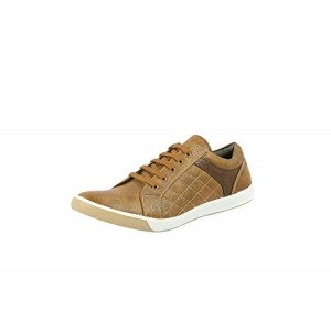 1985 Cairo SH-CF-AF-0616 Tan Casuals Shoes For Men