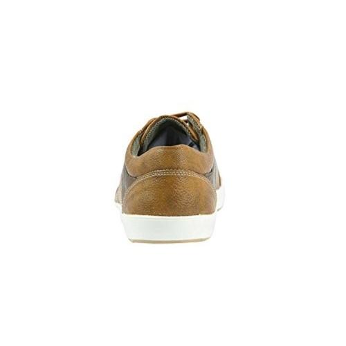 1985 Cairo SH-CF-AF-0616 Tan Casuals Shoes For Men