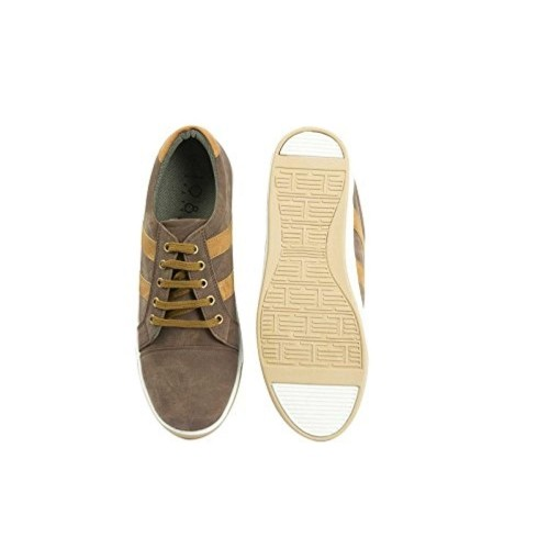 1985 Bombay SH-CF-AH-0616 Brown Casuals Shoes For Men