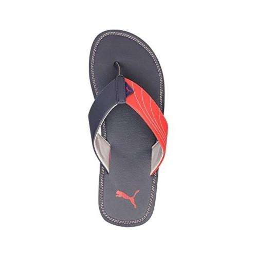 97642fb4f549 Buy Puma Ketava Duo DP Red   NavyBlue Flip Flops For Men online ...