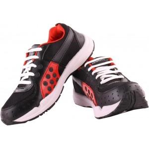 2Dost Black EVA Running Shoes For Men