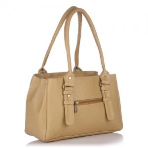 Fostelo Women's Beige Westside Shoulder Bag