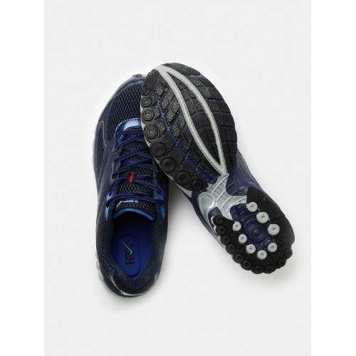 HRX by Hrithik Roshan Navy Blue Running Shoes under $60 for sale official cheap online clearance fashion Style r5qu9IEr2q