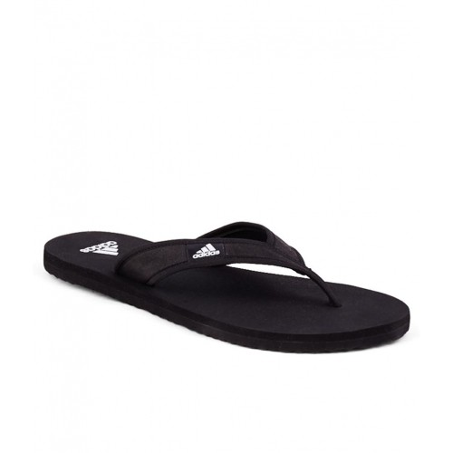8baccd40f Buy Adidas Black Rubber Slip-On Daily Wear Slippers online