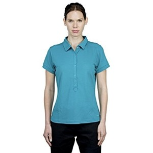 Craghoppers SkyBlue Solid Nosilife Keisha T-Shirt For Women