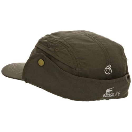 6a8e4e92419 Buy Craghoppers Olive Nosilife Desert Cap For Men online