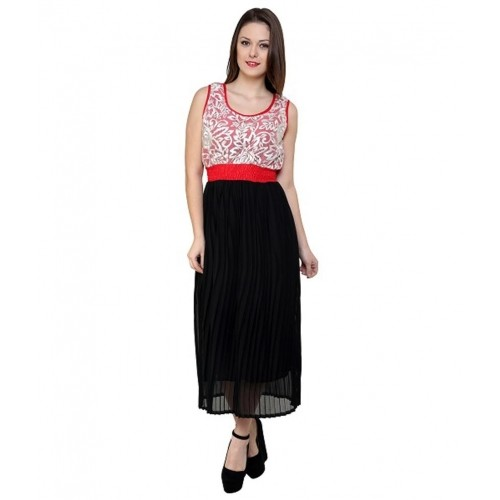 be1ee94076e Buy Rvestir Multi Color Poly Silk Dresses For Women online