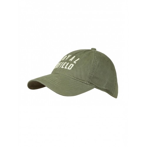 82c71cea Buy Royal Enfield Unisex Olive Cotton Cap For Men online | Looksgud.in