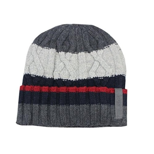 Romano MultiColoured Men's Warm Winter Wool Cap