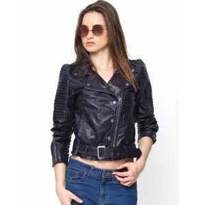 Top 10 Leather Jackets Brands for Women - LooksGud.in