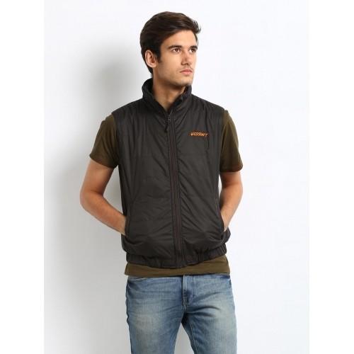 6a4fe822b Buy Wildcraft Black Husky Thermo Jacket For Men online | Looksgud.in