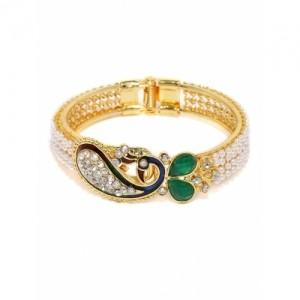 Sukkhi Gold Plated Bangles