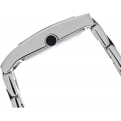 Fastrack 1478SM01 Square Stainless Steel Analog Watch