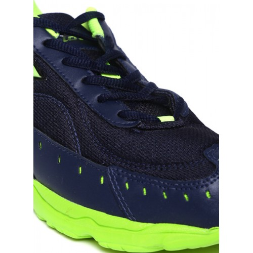 Lotto Men's Navy Blue Low Ankle Rapid Running Shoes
