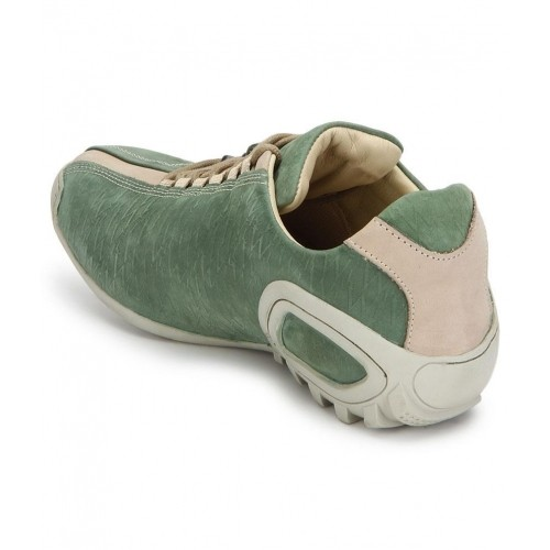Buy Woodland Green Casual Shoes online