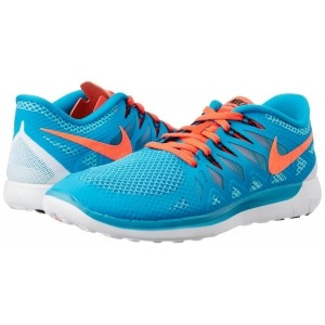 Nike Men's Free 5.0 Mesh Running Shoes