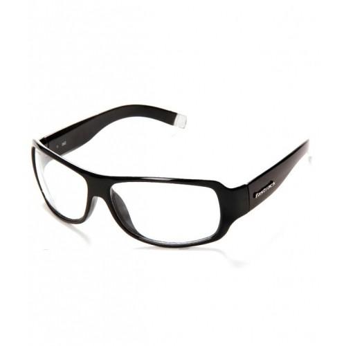 668f1b94d0 Buy Fastrack P089WH4 Black Plastic Sunglasses online