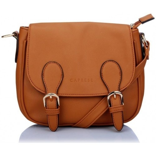 5ed311a9699 Buy Caprese Brown Sling Bag online